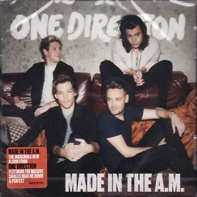 One Direction - Made In The A.M [CD]