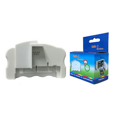 Chip Resetter to Reset Refill for EPSO N ALL 7-PIN and most 9-PIN ink Cartridges