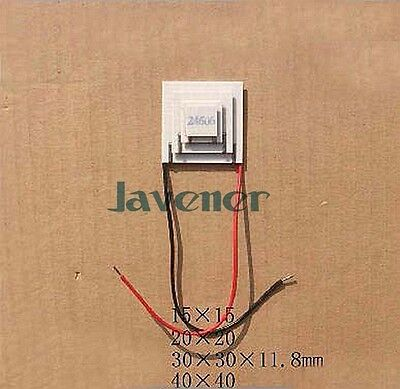 TEC4-24606 Heatsink Thermoelectric Cooler Peltier Cooling Plate Four layers