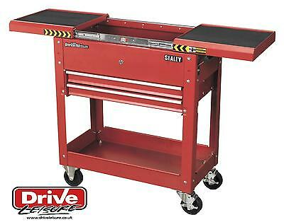 Sealey Mobile Tool & Parts Trolley - Red AP705M Brand New