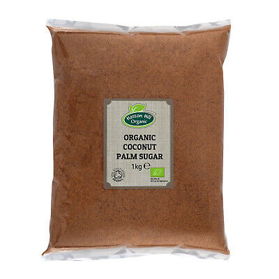 Organic Coconut Palm Sugar Certified Organic