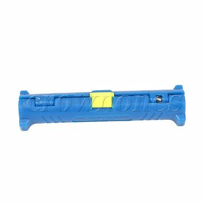 New Coax Coaxial Cable Stripper Stripping Work Tool Peel The Insulation Layer