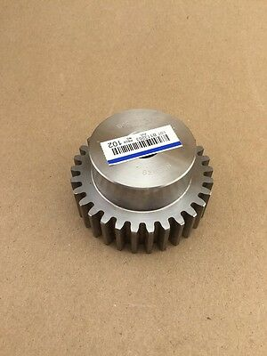 """Browning NSS830 30 Tooth Spur Gear Pitch 8"""" Pressure Angle 14.5° Ships FREE"""