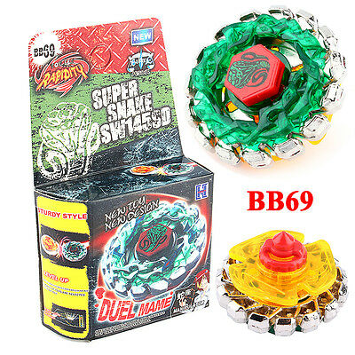 BB69 Poison Serpent Beyblade Metal Master RAPIDITY BATTLE FUSION FIGHT MASTER