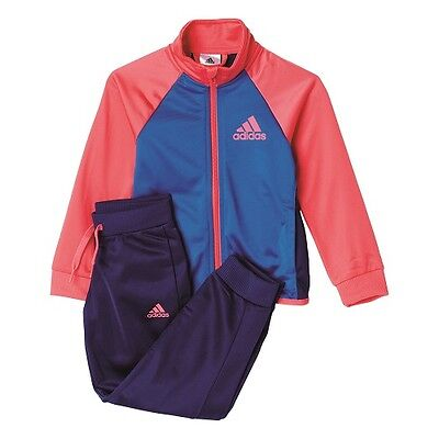 ADIDAS Entry Tracksuite CH / Kinder Sport- Training- Jogginganzug AB3107