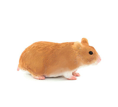 Mojo Fun 387236 Hamster Model Toy Animal Pet Replica - NIP
