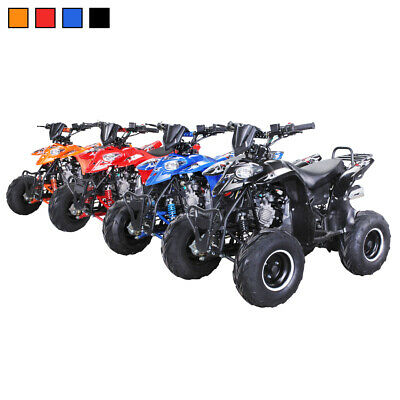 Midiquad Miniquad ATV S-5 125 cc Quad Pocket Bike Kinderquad Benzin Pocketquad