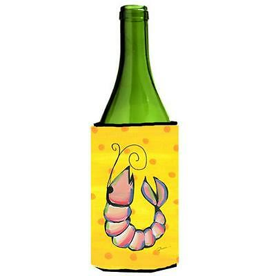 Carolines Treasures LD6120LITERK Shrimp Wine bottle sleeve Hugger