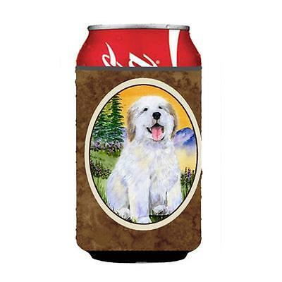 Carolines Treasures SS8469CC Great Pyrenees Can Or bottle sleeve Hugger 12 oz.