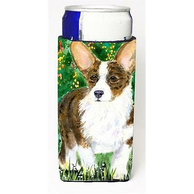Carolines Treasures SS8970MUK Corgi Michelob Ultra s For Slim Cans 12 oz.