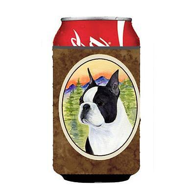 Carolines Treasures SS8187CC Boston Terrier Can or bottle sleeve Hugger