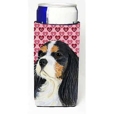 Cavalier Spaniel Hearts Love And Valentines Day Portrait Michelob Ultra s For...