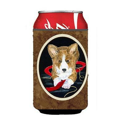 Carolines Treasures SS8570CC Corgi Can Or bottle sleeve Hugger 12 oz.