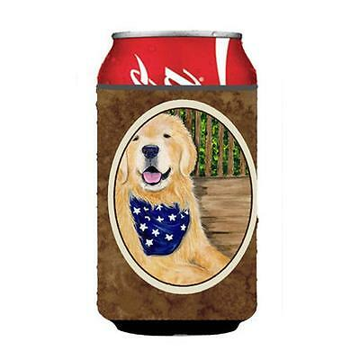 Carolines Treasures SS8972CC Golden Retriever Can Or bottle sleeve Hugger 12 oz.