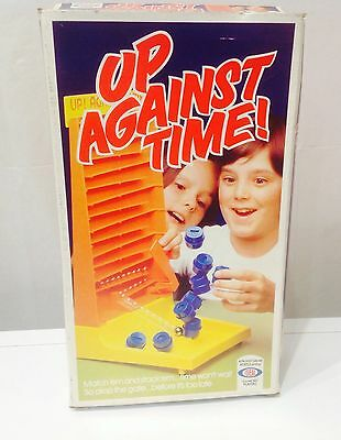 "Vintage ""Up Against Time"" game by Ideal 1977.***CONTENTS NEW AND SEALED**"