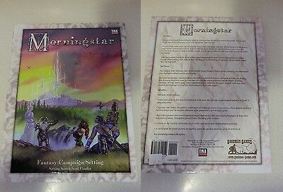 Morningstar Fantasy Campaign Setting