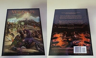 Wayfarers Fantasy Roleplaying Game 1st Edition
