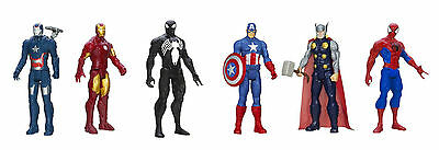 Marvel Avengers Assemble 12 Inch 30cm Action Figures Titan Hero Series Official