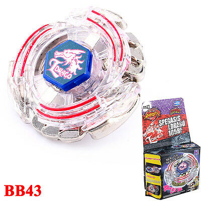 Beyblade Metal Master BB43 Spegasis L-Drago RAPIDITY BATTLE FUSION FIGHT MASTER
