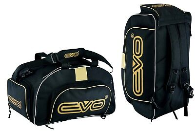 EVO GYM Sports kit bag backpack Duffle football Fitness Training MMA Boxing Bags