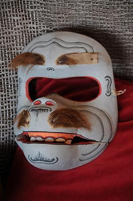 Vintage Balinese Wolf Mask…  nice collector's piece...