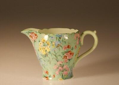 """Shelley """" Melody""""  Henley/ New Cambridge Large Creamer, Made In England"""