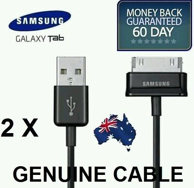 2x SAMSUNG Galaxy Tab 2  7.0 Inch 10.1 Inch Tablet USB Data Sync Charger AUStock