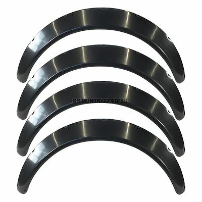 Universal Flares Fender Flare Wheel Arch Extension Arches Trims JDM Wide Set GS