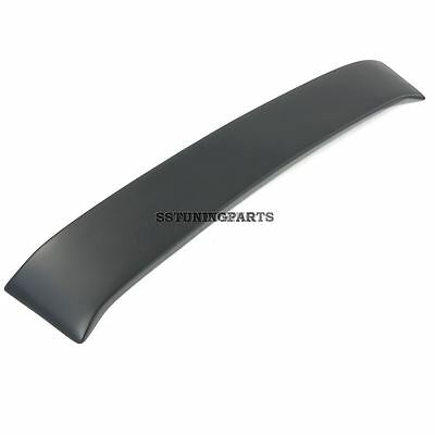 Mercedes Benz w201 190 rear window sun guard roof extension spoiler cover trim