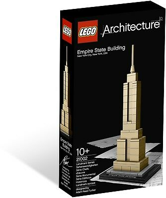 LEGO® Architecture 21002 Empire State Building Neu OVP NEW MISB NRFB