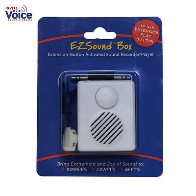 Message Song RE-recordable / Sound / Voice / Musical Box Push Button Wire