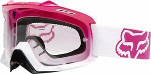 Fox Mx Gear 2015 AIRSPC HOT PINK Motocross Goggles