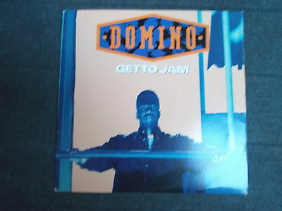 "Domino Getto Jam 12"" Outburst Records 1993"