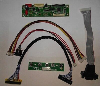 LCD Controller Board DIY Kit(MT561-MD)Driver LVDS Inverter - Turn LCD to Monitor