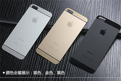 Matte Film New Pattern Tempered Glass Screen Protector Guard For iPhone 5 5S 6