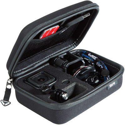 SP Gadgets POV Compact Case Session Small Black for GoPro Hero Session 4 Camera