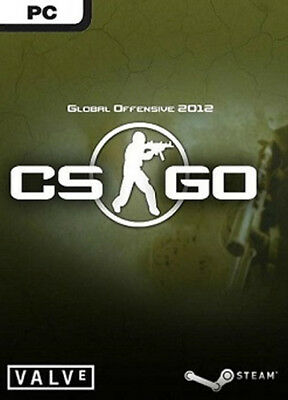 Counter Strike Global Offensive Steam CSGO PC CD Key Download Code EU/DE