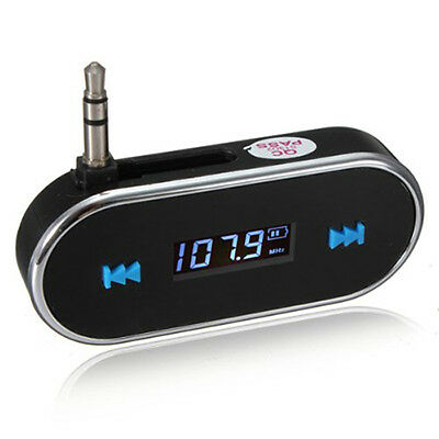 Car Home Fm Transmitter Music For Samsung Galaxy Ipod Iphone 4 5 Nokia Htc Lg