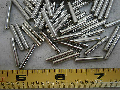 Dowel Pins 1/8 x 3/4 Stainless Steel Lot of 21 #0211