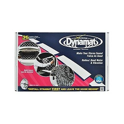 "Dynamat Xtreme 36 Sq Ft Bulk Pack; 9 Sheets 18""X32"" 10455"