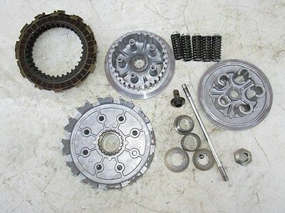 09 KX250F Complete Clutch System  stock oem
