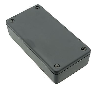 1591XXASBK Black Genuine Hammond ABS Enclosure Project Box (100 x 51 x 22mm)