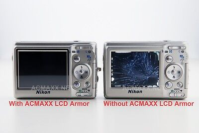 """ACMAXX 3.0"""" Thick Film LCD SCREEN ARMOR PROTECTOR - Leica SL Typ 601 typ601 body"""