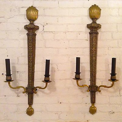 Pair of Sconces circa 1920s