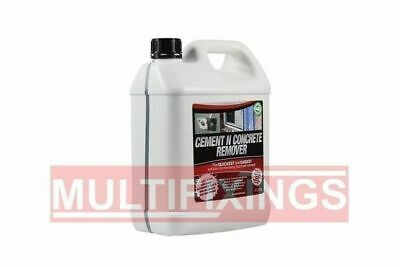 Cement and Concrete Remover 4 Litre - (GTP134061)