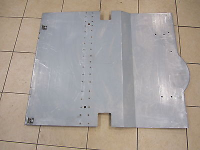 Willys Mb, Jeep Rear Floor Panel Great Quality