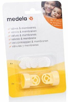 Medela Replacement Valves and Membranes #362
