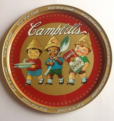 1995 CAMPBELL Soup Kids TRAY CHILDREN OF THE WORLD