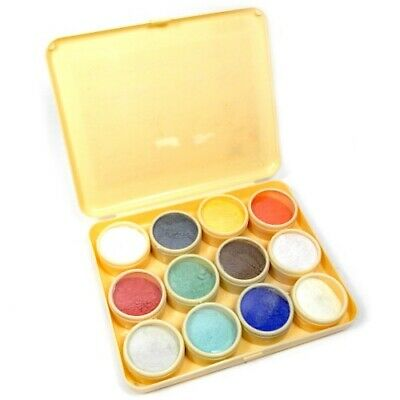 Enamel powders set of 12 Opaque starter set kit enamelling enamels - TE01