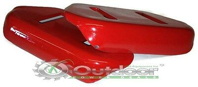 3521 421 521 Snowblower Red Skid Shoe Set of Two 40-8060-01